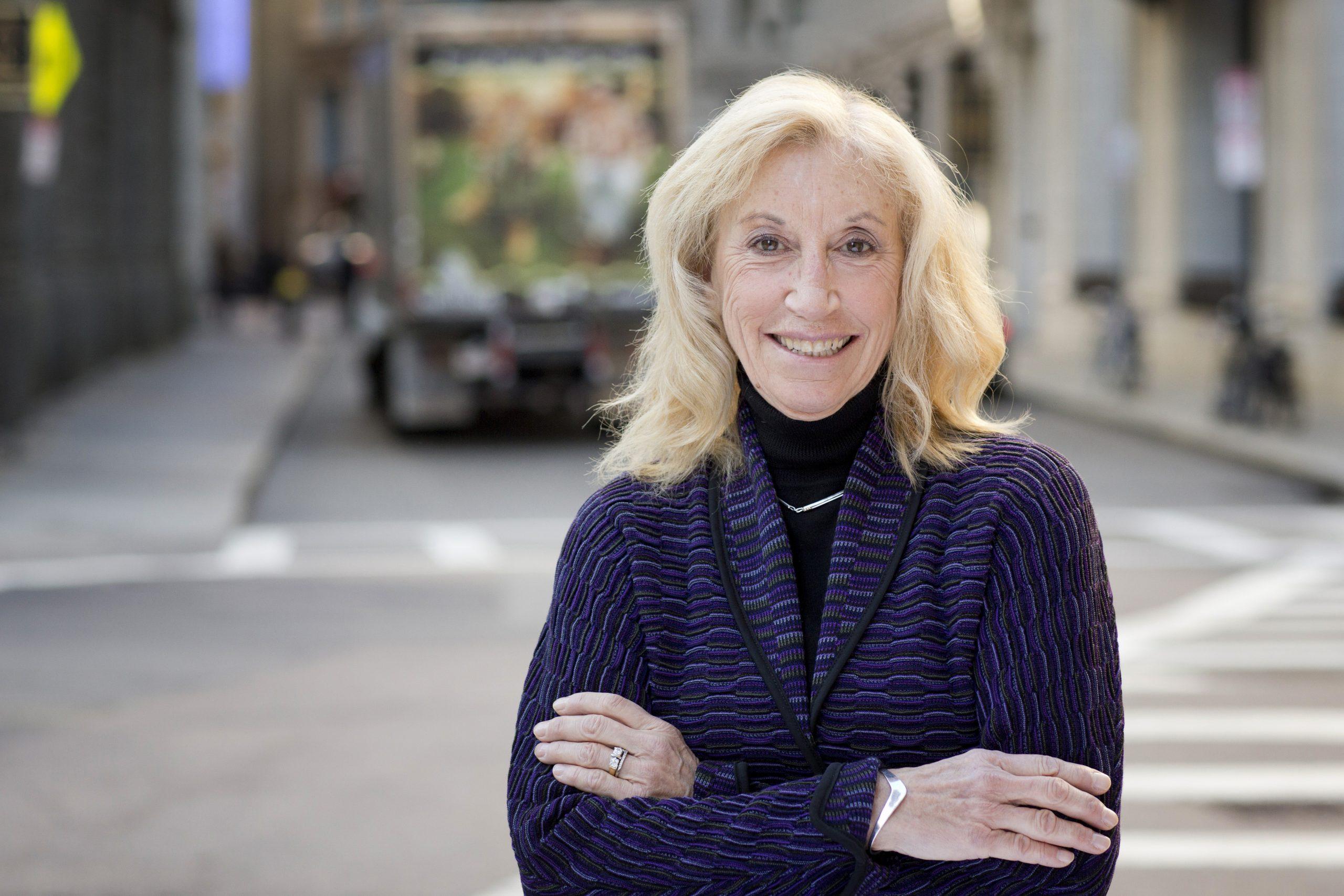 Judy Benson, Partner at Barrington Partners